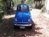 Foto Fiat 500 City Car, Anno 1971, KM 72000