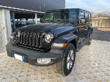 Foto Jeep Wrangler 2.2Ds Unlimited 200Cv Sahara 4x4...