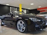 Foto Bmw 640 d cabrio m-sport *full optional*