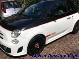 Foto Abarth 500 1.4 Turbo T-Jet MTA Custom pelle