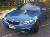 Foto BMW 218 d Coupé Msport