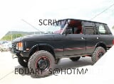 Foto LAND ROVER Range Rover 1serie - 1991