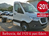 Foto Mercedes-Benz Sprinter TELAIO TRAZ. Post. 419...