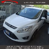 Foto Ford C-Max 7 1.6 TDCi Titanium 7 posti incidentata