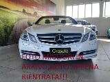 Foto Mercedes-Benz E 220 CDI Cabrio BlueEFFICIENCY...