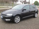 Foto Skoda Rapid/Spaceback 1.6 TDI CR 105 CV Ambition