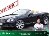 Foto Bentley Continental Flying Continental GTC
