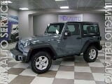 Foto Jeep Wrangler Sport Trail Rated 2.8 CRD 200cv...