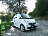 Foto Smart forTwo electric drive coupé