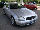 Foto Mercedes-Benz SLK 200 cat Kompressor